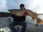 Wenn Ruhe einkehrt am Möhnesee, beginnt die Zeit der Angler