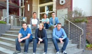 Ausbildungsstart bei der Fachhochschule Südwestfalen