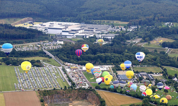 Photo of Warsteiner Internationale Montgolfiade 2016: Bestes Ballonfahrerwetter zum Auftakt
