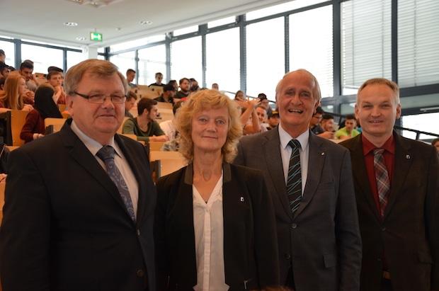 Photo of Erstemesterbegrüßung an der Fachhochschule Südwestfalen