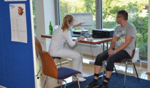 5. Gesundheitstag bei der EMG Automation