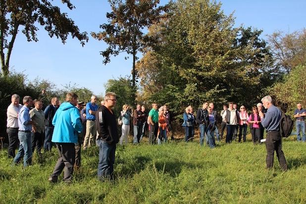 Photo of Exkursion der Naturschutz-Stiftung Geseke