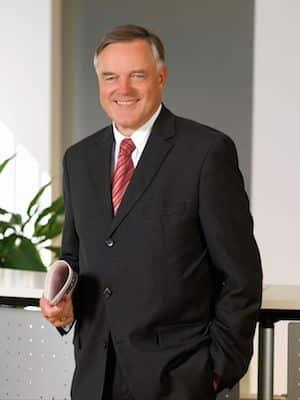 Felix G. Hensel vollendet im September sein 70. Lebensjahr. Foto: IHK-Siegen