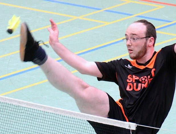 Marcel Scheffel, Flying Feet Haspe (Foto: Karsten-Thilo Raab)