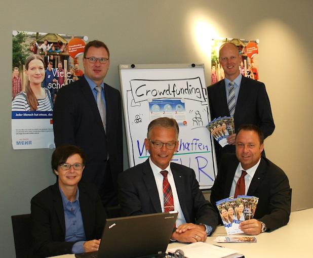 Photo of Volksbank Bigge-Lenne präsentiert neue Crowdfunding-Plattform