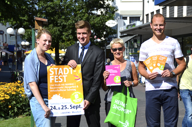 Photo of Stadtfest lockt 2 Tage nach Meschede