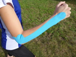 <b>KKH: Kinesio-Tapes sind in Mode</b>
