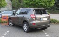 Hagen: Unfall auf Supermarktparkplatz