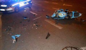 Hagen: Motorradfahrer schwer verletzt