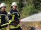 Feuerwehr Schalksmühle: Abschlussprüfung Grundlehrgang 2016
