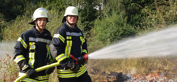 Photo of Feuerwehr Schalksmühle: Abschlussprüfung Grundlehrgang 2016