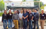 Infostand zur Windkraft auf dem Erntefest Drolshagen