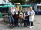 Glückliche Gewinner beim Heimatshoppen in Drolshagen