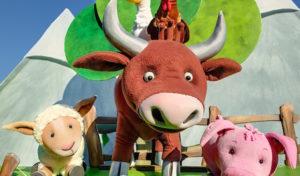 """""""Das Schaf Charlotte"""" kommt mit vielen Freunden nach Lippstadt"""