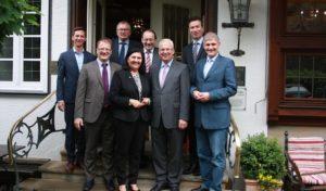 Hochsauerlandkreis – Zusammenarbeit im Katastrophenfall: Kreise verabreden gegenseitige Hilfe