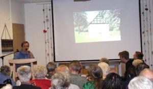 """Bildvortrag über die Diemel im DRK-Seniorenzentrum """"Haus am Bomberg"""" Marsberg"""