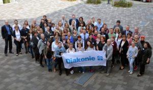 Diakonie Hagen ehrt langjährige Mitarbeiter und freut sich über neue Kollegen