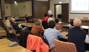 Vortrag zur effizienten Energienutzung in Wilnsdorf gut besucht