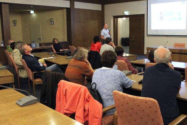 Photo of Vortrag zur effizienten Energienutzung in Wilnsdorf gut besucht