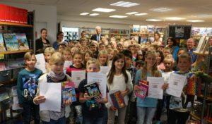 Burbacher Sommerferien-Lesespaß 2016 begeisterte die Kinder