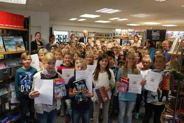 Photo of Burbacher Sommerferien-Lesespaß 2016 begeisterte die Kinder