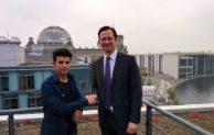 Jugendliche machen Politik in Berlin