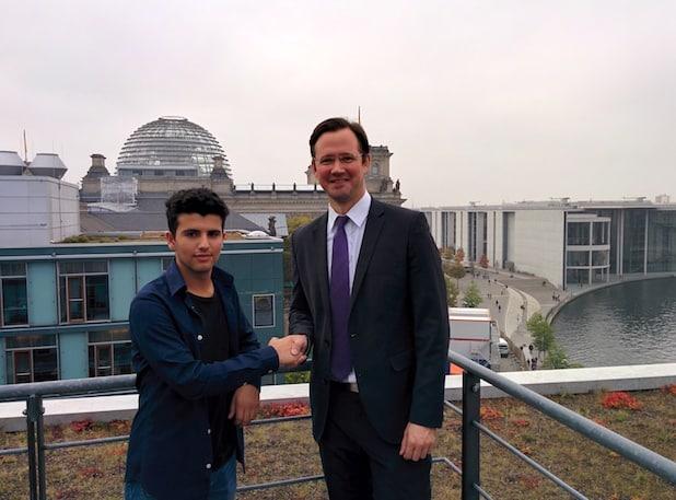 Photo of Jugendliche machen Politik in Berlin