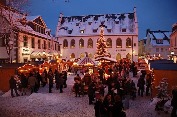 Photo of Attendorner Weihnachtsmarkt in neuem Glanz