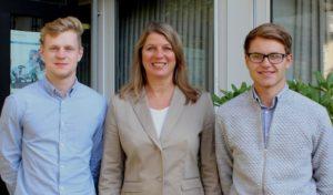 Ausbildung im Wilnsdorfer Rathaus gefragt:  Fünf junge Menschen erlernen einen Beruf im Öffentlichen Dienst