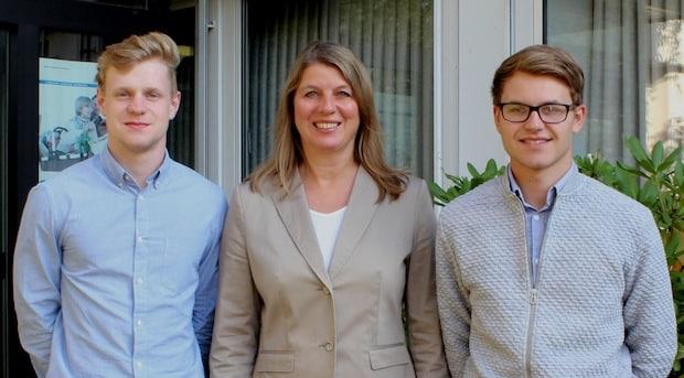 Photo of Ausbildung im Wilnsdorfer Rathaus gefragt:  Fünf junge Menschen erlernen einen Beruf im Öffentlichen Dienst