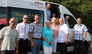 Bürgerbus Marsberg sucht Fahrer