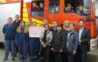 Frauen Union der CDU Marsberg und Junge Union spenden Stadtfest-Erlös der Jugendfeuerwehr