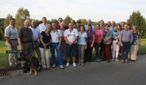 Freien Demokraten zum Schnupperkurs beim Golfclub Siegerland