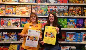 Jugendrotkreuz sammelt zusammen mit myToys Spenden für die Bewohner der Kindervilla Dorothee