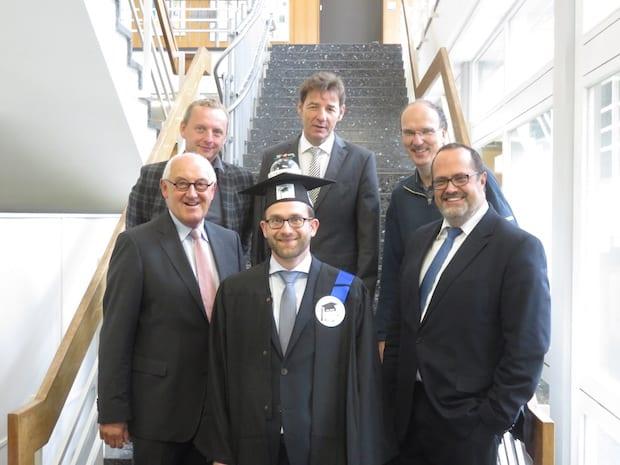 Photo of Iserlohn: Akademische Laufbahn mit Doktortitel gekrönt