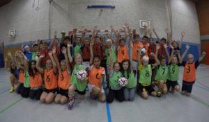 Burbach: DFB sichtet Fußballtalente