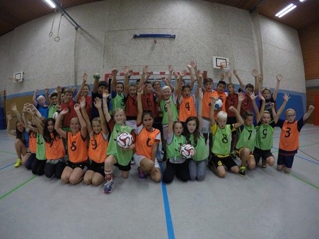 Photo of Burbach: DFB sichtet Fußballtalente