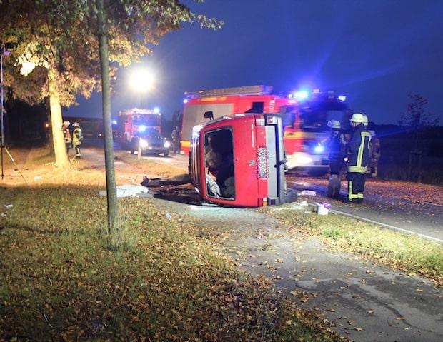 Photo of Lippstadt-Hellinghausen: Schwerer Verkehrsunfall