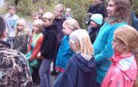 Schnitzen mit dem Ranger auf der Ginsberger Heide