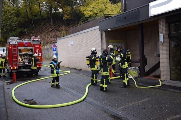 Photo of Wohnungsbrand in Lennestadt – Feuer in einem Vorratsraum