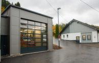 Lennestadt: Neue Fahrzeughalle und Sozialräume für die Löschgruppe Kickenbach