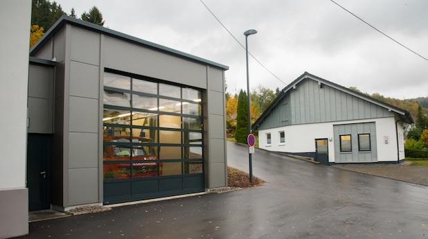 Photo of Lennestadt: Neue Fahrzeughalle und Sozialräume für die Löschgruppe Kickenbach