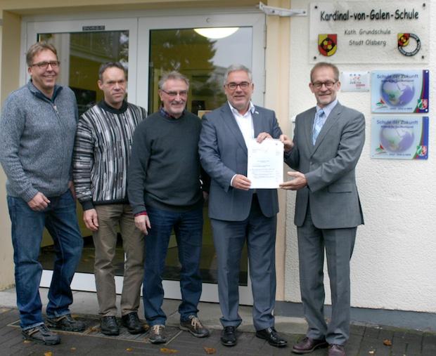 Photo of Oldsberg – 373.000 Euro für Schulsanierung und Machbarkeitsstudie bewilligt