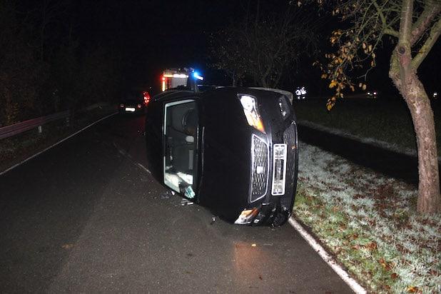 Photo of Erwitte-Bad Westernkotten: Kontrolle über Fahrzeug verloren
