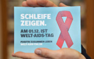 Welt-AIDS-Tag: Diskriminierung macht krank