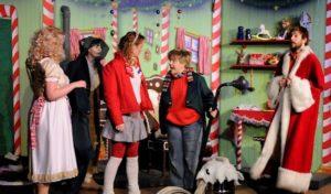 """""""Als der Weihnachtsmann vom Himmel fiel"""" von Cornelia Funke – Eine funkelnde Weihnachtsabenteuergeschichte"""