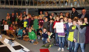 Meschede – Waldjugendspiele 2016: Hauptpreise an Schulen vergeben