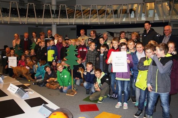Photo of Meschede – Waldjugendspiele 2016: Hauptpreise an Schulen vergeben