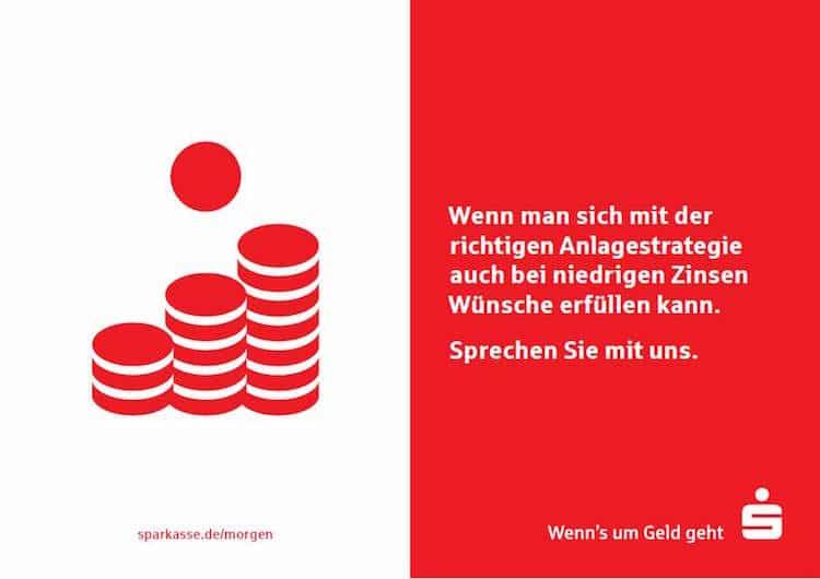 """Photo of Sponsored Video – Neue Kampagne der Sparkasse – """"Geld für später"""""""