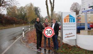 Geseke: Teilbereich der Steinhauser Straße (K50) in Eringerfeld wird zur Tempo 30-Zone